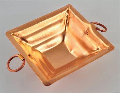 pyramidal copper homa kund