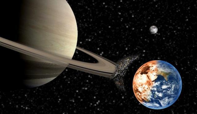 Saturn turns retrograde, 2019