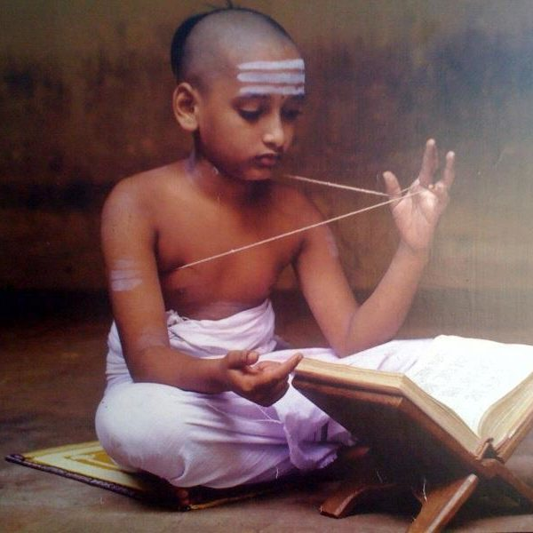Yadnopavit sutra, 'Sacred thread'