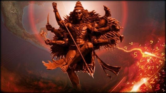 The 33 koti devata - Rudra