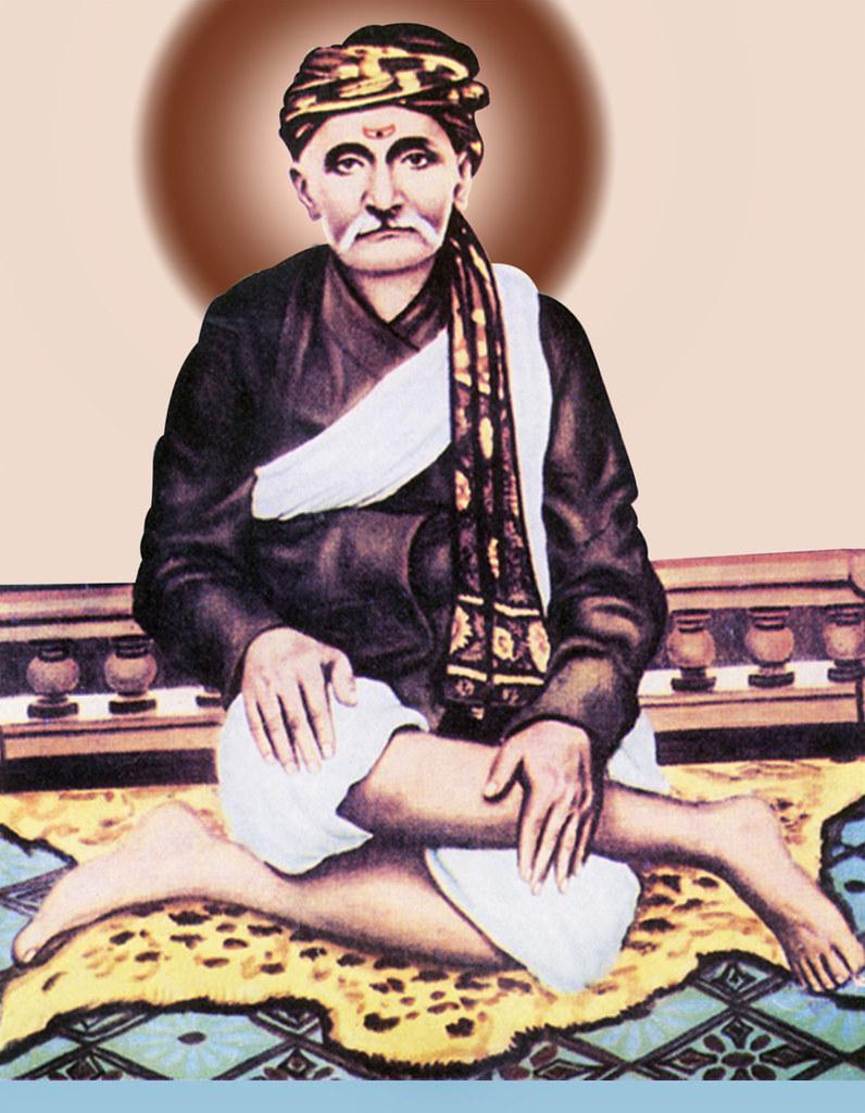 Shri Samarth Satguru Bhausaheb maharaj