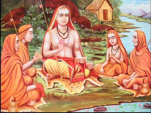 Jagat Guru Adi Shankaracharya