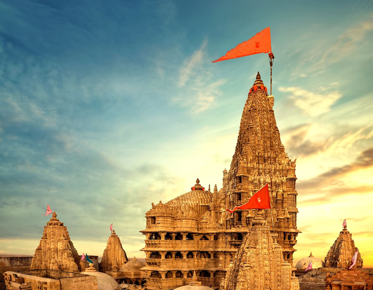 Temples in India where I have been to